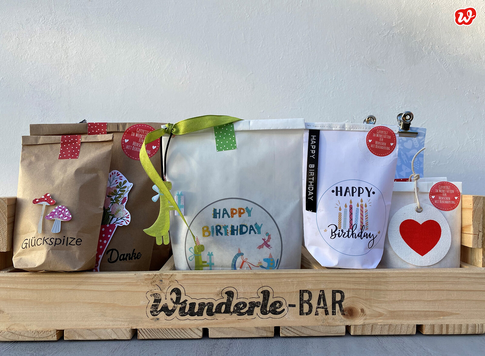 Neuheiten Geschenke von Wunderle 2021 in Wunderle-Bar