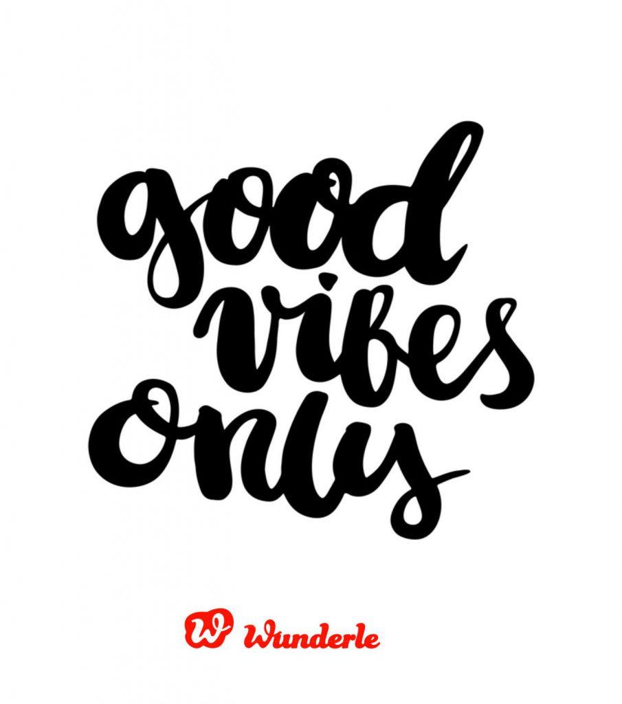 Printable Good Vibes Only