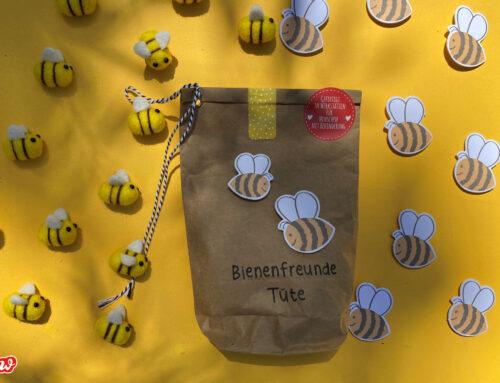 Bienenblumenwiesen: Farbtupfer für graue Sommertage – Mehr, mehr,mehr!